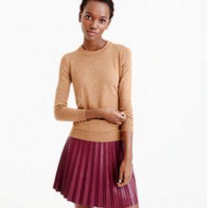 J.Crew Tan Tippi Sweater, Small